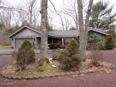 Lords Valley PA Single Family Home For Sale: $319,000