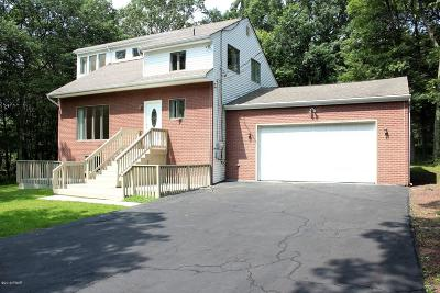 Hawley PA Single Family Home For Sale: $225,000