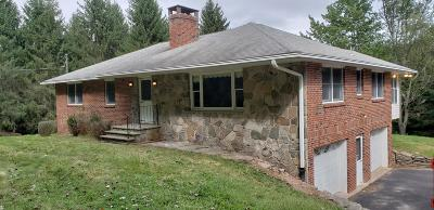 Hawley Single Family Home For Sale: 154 Rocky View Dr