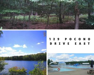Gouldsboro Residential Lots & Land For Sale: 129 Pocono Dr