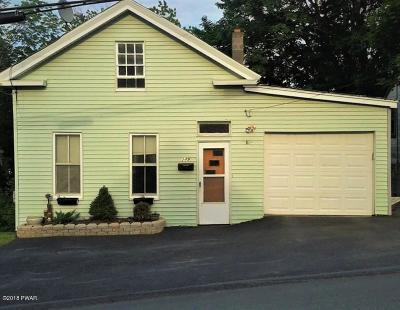 Honesdale Single Family Home For Sale: 249 Terrace St