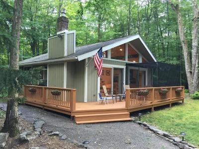 Lake Ariel Single Family Home For Sale: 10 Beech Ln