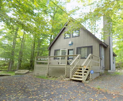 Wallenpaupack Lake Estates Single Family Home For Sale: 1140 Indian Dr