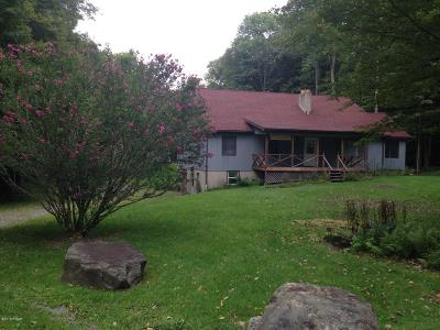 Pleasant Mount Single Family Home For Sale: 310 Highland Rd