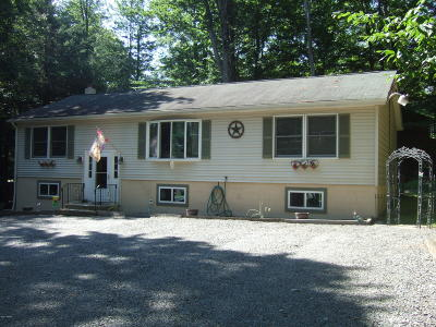Lake Ariel PA Single Family Home For Sale: $159,000