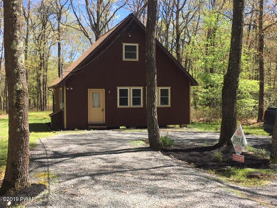 Tafton PA Single Family Home For Sale: $117,500