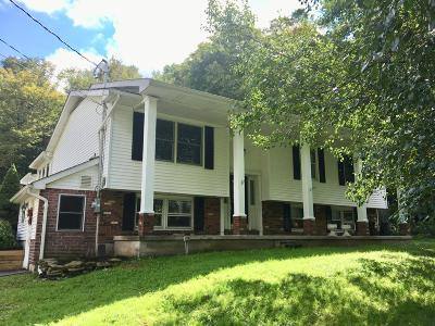 Waymart Single Family Home For Sale: 17 Davis Rd