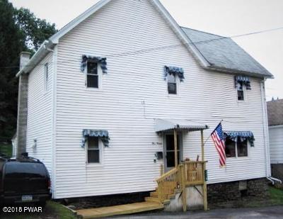 Honesdale Single Family Home For Sale: 314 Ridge St