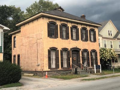 Honesdale Commercial For Sale: 606 Church St