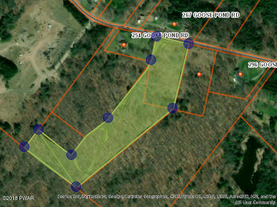 Lake Ariel Residential Lots & Land For Sale: Goose Pond Rd