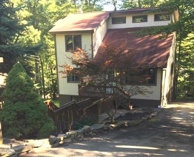 Wallenpaupack Lake Estates Single Family Home For Sale: 1028 Deerfield Ct
