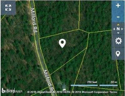 Dingmans Ferry Residential Lots & Land For Sale: Milford Rd