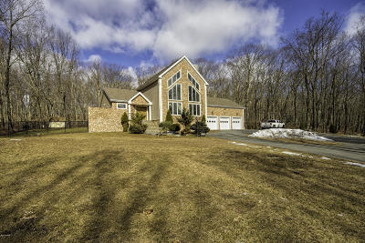 Milford Single Family Home For Sale: 485 Log Tavern Rd