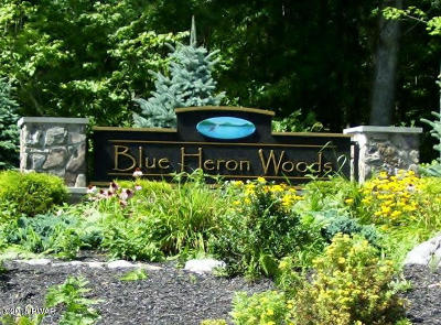 Blue Heron Woods Residential Lots & Land For Sale: Lot 119 Blue Heron Way