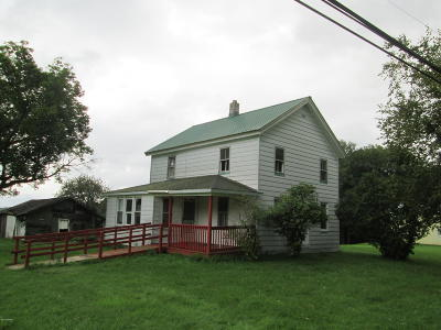 Preston Park PA Single Family Home For Sale: $75,000