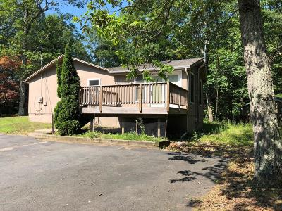 Dingmans Ferry PA Single Family Home For Sale: $125,000