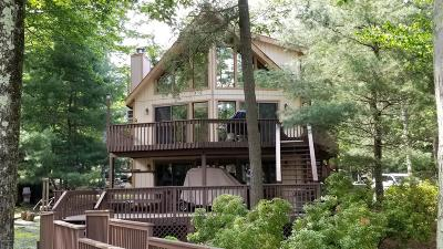 Wallenpaupack Lake Estates Single Family Home For Sale: 1104 Beaver Lake Dr