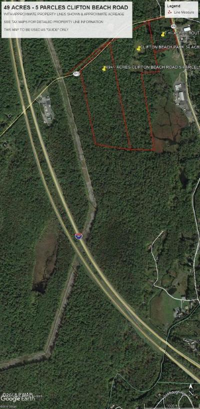 Gouldsboro Residential Lots & Land For Sale: L 10-14 Clifton Beach Road
