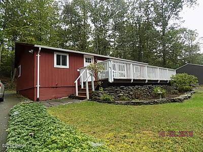 Dingmans Ferry Single Family Home For Sale: 147 Butternut St