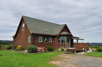 Prompton Single Family Home For Sale: 130 Rutkosky Rd