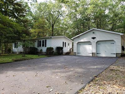Milford PA Single Family Home For Sale: $179,000
