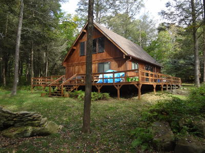 Newfoundland Single Family Home For Sale: 82 Robin Hood Dr