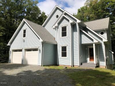 Honesdale Single Family Home For Sale: 239 Butternut Flats