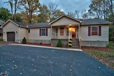 Lake Ariel Single Family Home For Sale: 2840 Rockway Ct