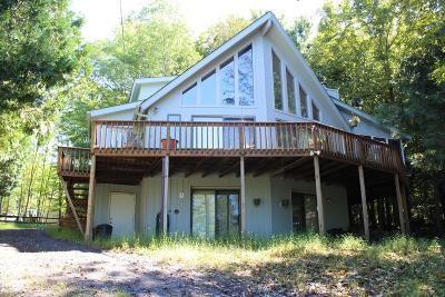 Lake Ariel Single Family Home For Sale: 2020 Roamingwood Rd