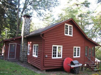 Paupack Single Family Home For Sale: 107 Upper Unger Rd