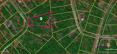 Hawley Residential Lots & Land For Sale: 117 Buck Horn Dr