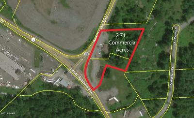 Honesdale PA Commercial For Sale: $650,000