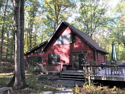 Milford PA Single Family Home For Sale: $145,000