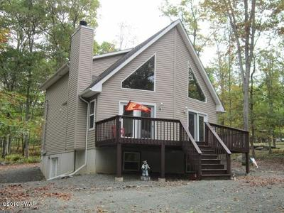 Lackawaxen Single Family Home For Sale: 130 Laurel Rd