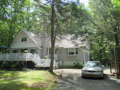Lords Valley PA Single Family Home For Sale: $164,500