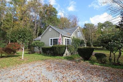Lake Ariel Single Family Home For Sale: 1264 Hamlin Hwy