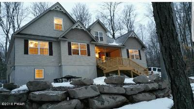 Wallenpaupack Lake Estates Single Family Home For Sale: 1015 Canary Ln