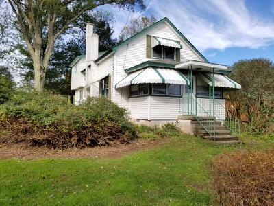 Honesdale PA Single Family Home For Sale: $115,000