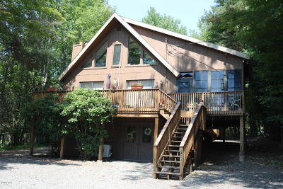 Lake Ariel Single Family Home For Sale: 2403 Crestview Rd