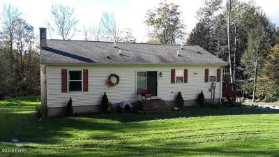 Honesdale Single Family Home For Sale: 173 Alden Rd