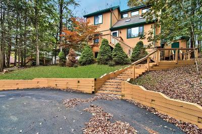 Lake Ariel Single Family Home For Sale: 3300 N Gate Rd