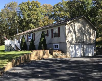 Pocono Mt Woodland Lakes Single Family Home For Sale: 120 Pear Ln