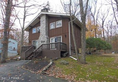 Milford PA Single Family Home For Sale: $129,900