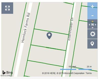 hemlock farms Residential Lots & Land For Sale: Lot 5 Eisenhower Dr