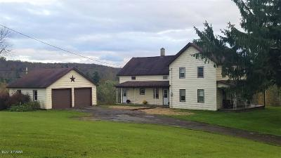 Wayne County Single Family Home For Sale: 86A Wescott Rd