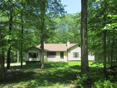 Milford Single Family Home For Sale: 471 Cummins Hill Rd