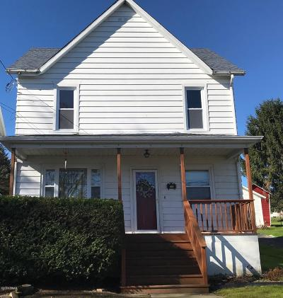 Forest City Single Family Home For Sale: 715 Susquehanna St