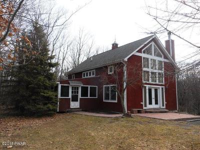 Lords Valley PA Single Family Home For Sale: $175,000