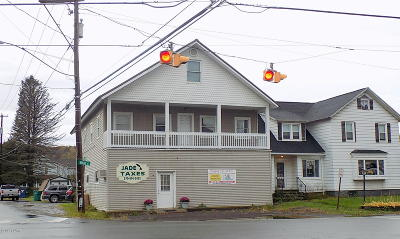 Wayne County Multi Family Home For Sale: 971 Main St