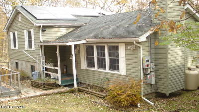 Milford PA Single Family Home For Sale: $167,000
